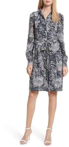 d401d0a041fa Diane von Furstenberg Floral Silk Romper Silk Romper