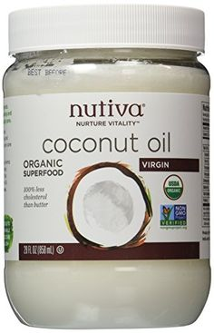 Nutiva Organic Coconut Oil Virgin 29 oz Pack of 2 ** Find out more about the great product at the image link.
