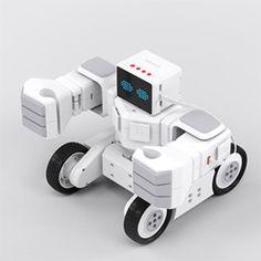 Shopping cheap 10 In 1 Makeblock STEAM Mapping RC Robot Programmable Education Kit Robot Toys on RCbuying.com at discount. Rc Robot, Robot Kits, Smart Robot, Belize, Ios, Sierra Leone, Montenegro, Uganda, Ecuador