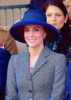 """cambridgeinspiration: """"The Duchess of Cambridge attend the ceremony to commemorate those who have fought in Afghanistan and Iraq 