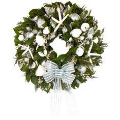 Preserved Nautical Wreath II