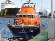 Aberdeen lifeboat 28/08/2015