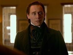 "TWH as Sir Thomas Sharpe, ""Crimson Peak"""