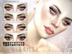 Vanilla Eyes N79 by Pralinesims at TSR via Sims 4 Updates