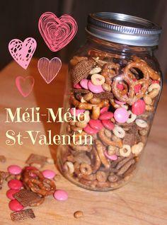 Méli-Mélo cuisine futée en version st-valentin!