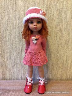 Комплект одежды для кукол Паола Рейна (Paola Reina) / Одежда для кукол / Шопик. Продать купить куклу / Бэйбики. Куклы фото. Одежда для кукол