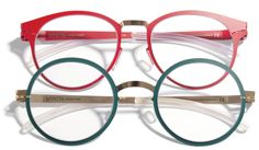 Mykita Decades glasses: Coco and Bibi | EYE WEAR GLASSES