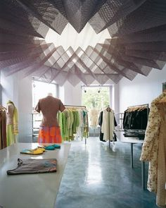 Retail Design | Store Interior | Shop Design | Store Design | Boutique Almira Sadar