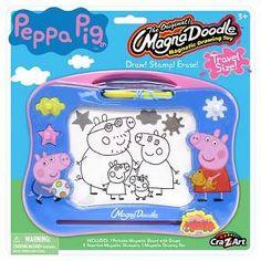 Peppa Pig Travel Magna Doodle : Target
