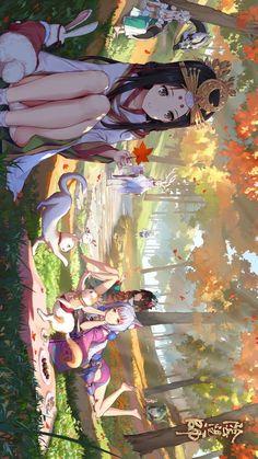 Pin by krystalle gayle on anime in 2019 anime art, anime artwork, anime k. Manga Kawaii, Anime Neko, Kawaii Anime Girl, Manga Anime, Fan Art Anime, Anime Artwork, Anime Art Girl, Anime Girls, Awesome Anime