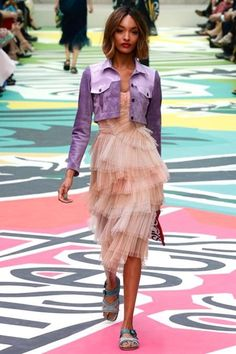 Burberry Prorsum Spring/Summer 2015 Ready-To-Wear London Fashion Week