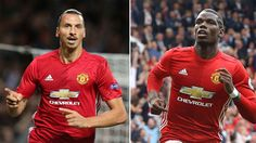 MANCHESTER UNITED SPORT NEWS: VOTE FOR IBRA AND POGBA!