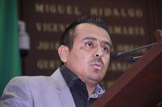 Ante el pleno del Congreso del Estado, el diputado del Morena propuso exhortar al Ejecutivo para que en un término de 30 días remita al Poder Legislativo el plan de ...