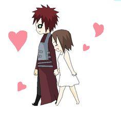 1000+ images about Zabaku no Gaara & Matsuri on Pinterest ... Gaara And Matsuri Kiss