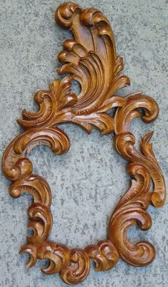 Wood Carving, Frames, Handmade, Inspiration, Furniture, Home Decor, Mirrors, Arabesque, Wood Molding