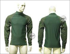 BE-X combat shirt olive