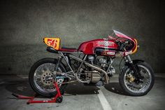 Ducati 860 GT Cafe Racer by XTR Pepo #motorcycles #caferacer #motos | caferacerpasion.com