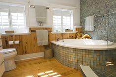 Master bath in Lewes, DE. - contemporary - bathroom - wilmington - Pine Street Carpenters & The Kitchen Studio