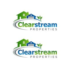 Create a brand that clearly integrates the idea of an inviting, well managed and secure home by clairvo