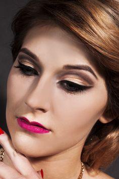 model: Sylwia Chrobak foto: Karolina Dutka make-up: Agnieszka Pąchalska hair: Marta Ignaczak