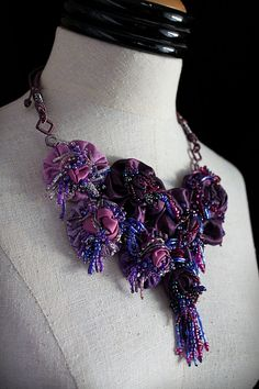 PLUM CRAZY by carlafoxdesign on Etsy, $195.00