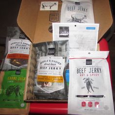 Enjoy all of the tastes of amazing beef jerky from People's Choice Beef Jerky this holiday season. The flavors and are pure and will leave you satisfied.