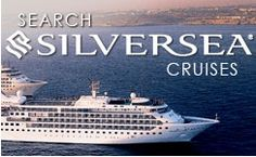 Booking SiverSea Cruises for 2015!