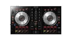 The 100 Coolest Tech Gadgets of 2017  -  October 4, 2017:  PIONEER DJ DDJ-SB2 DJ CONTROLLER  - Pioneer's DJ DDJ-SB2 controller offers a host of features that include large jog wheels and a built-in sound card, among others. Capable of connecting to a PC or Mac, the DJ DDJ-SB2 is USB-powered, and it has an easy plug-and-play interface. It comes bundled with free DJ software that can be upgraded.
