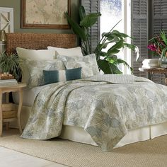 King Quilt Tommy Bahama Pineapple Paradise