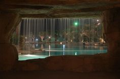 Cascata d'acqua, I want to go here.
