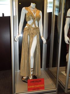 "Dress from movie ""John Carter"""