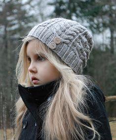 Ravelry: Serenity Hat pattern by Heidi May