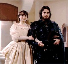Constance & D'artagnan, Wedding Day - Musketeers