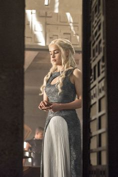 Emilia Clarke as Daenerys Targaryen | Game of Thrones