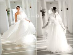 What a beautiful bride! #beachwedding #pensacolabeach