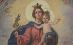 Maryja z Jezusem VIII rocznica koronacji