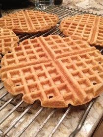 Paleo Perfectly: Paleo toaster waffles