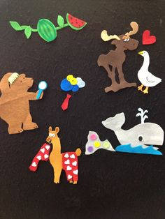 Down By the Bay: Magic Librarian flannel board Flannel Board Stories, Felt Board Stories, Felt Stories, Flannel Boards, Preschool Music, Diy Crafts For Kids, Preschool Activities, Creative Activities, Book Activities