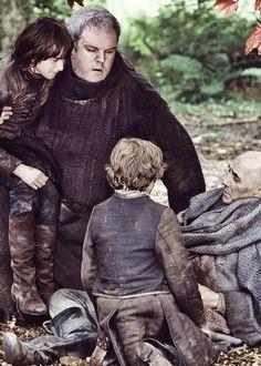 Game of Thrones 210 Bran Hodor Rickon & Maester Luwin Dessin Game Of Thrones, Got Game Of Thrones, Game Of Thrones Rickon, Winter Is Here, Winter Is Coming, Casa Stark, House Stark, Maester Luwin, Game Of Thrones Instagram