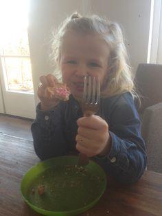 Voedsel en vork