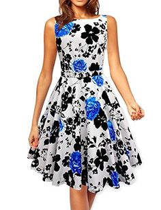 Dresstells 1950s Retro Audrey Hepburn Swing Pinup Polka D... https://www.amazon.co.uk/dp/B014D0ASMM/ref=cm_sw_r_pi_dp_FQXExbP84KHTP