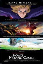 Howl's Moving Castle, animation, Fantasy 2004