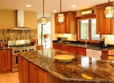 Craftsman Kitchen - Come find more on Zillow Digs!