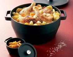 Cuisses de canard aux deux pommes en cocotte | MAGGI France