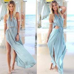 Dresses & Skirts - Goddess of the Sea Dress on Poshmark