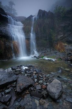 lugares escondidos de Gran Canaria: sueños de niebla