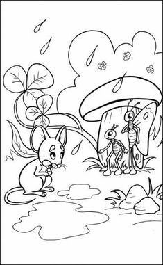Промокле мишеня Cute Coloring Pages, Mandala Coloring Pages, Adult Coloring Pages, Coloring Pages For Kids, Coloring Books, Embroidery Art, Embroidery Patterns, Object Drawing, Colorful Drawings