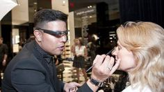 YSL's Google Glass Makeup Tutorials at Selfridges Provide a Totally Personalized Beauty How-To — Could the Technology Be Changing the Cosmetics Counter Game?