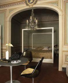 The Caledonian Mining Expedition Company: Palazzo Orlandi - French Bedroom