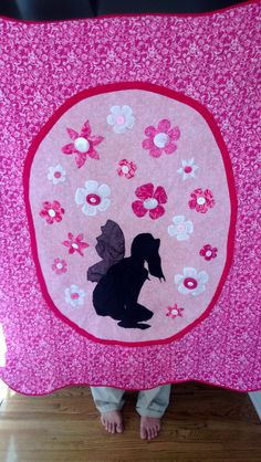 Fairy Quilt Pink